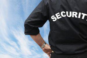 Security Guards Serve a Purpose