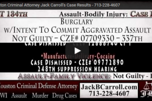 The Top Houston Criminal Defense Attorney's Case Results – 713-228-4607