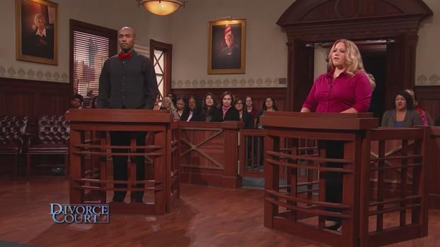 Divorce Court: Thompson V. Padilla